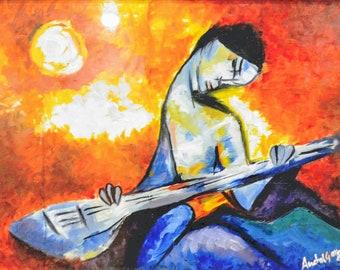 DIVINE LOVE of MEERA for Krishna