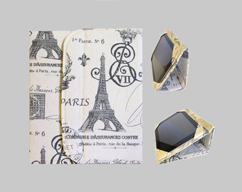 New iPad 2017, New iPad 9.7 2017, 2017 iPad Case, iPad Mini Cover, iPad Mini Case, iPad Air Case, iPad Pro Case Paris on Cream