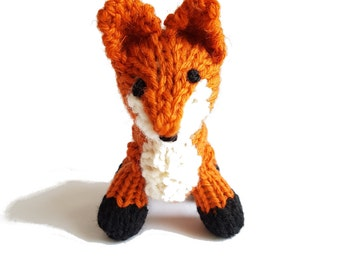 Madison the Tiny Fox! Stuffed Animal, Baby Shower Gift, gift, plush fox toy, toddler toy, nursery inspo, kids, cute fox, fox softie
