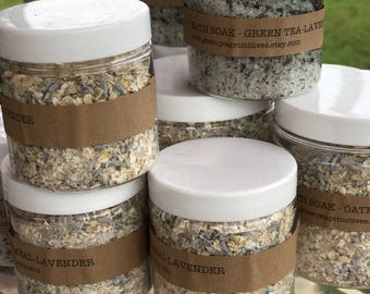Bath Soak - Oatmeal/Lavender