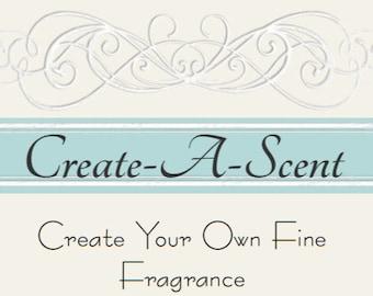Create-A-Scent 10 mL Amber Roller Bottle, Perfume, Custom Blend, Custom Blend Perfume, Cologne