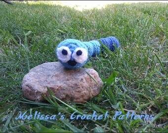Crochet Pattern ~ Mini Slither.io