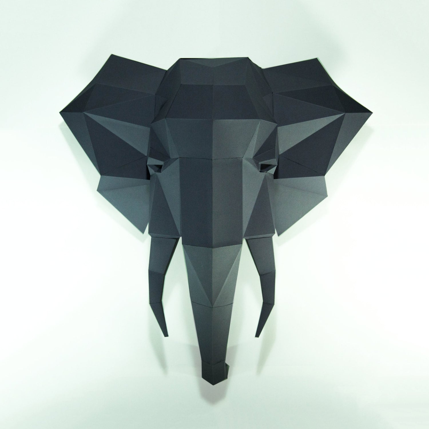 Elephant Paper Craft Template Best Elephant 2017