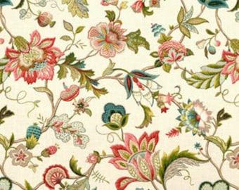 SALE!!!!,Brissac Jewel, P. Kaufmann Fabrics By The Yard