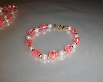 Pearl Drops bracelets - Part 2