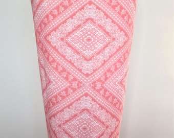 Dusty Rose sarong, pareo, swimsuit cover