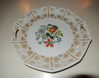 GERMANY P K Unity Plate with Handles