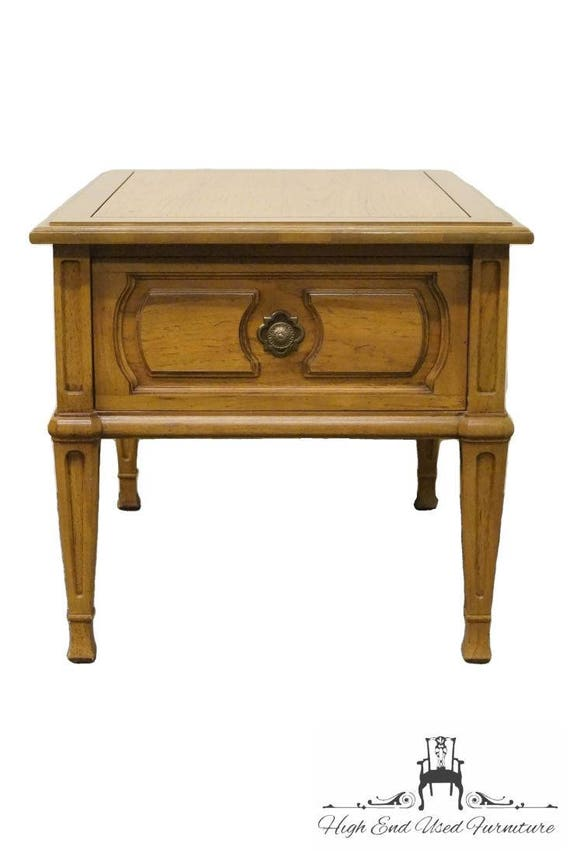 THOMASVILLE FURNITURE Cote Dor Country French End Table 61954