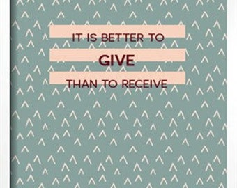 Modern Christmas - Give