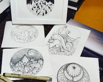 Small prints variety