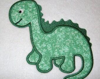 Instant Download Dinosaur Embroidery Machine Applique Design-604
