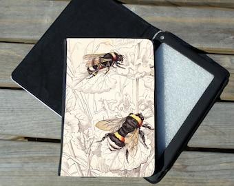 Tablet Case - Vintage Bumble Bee Design