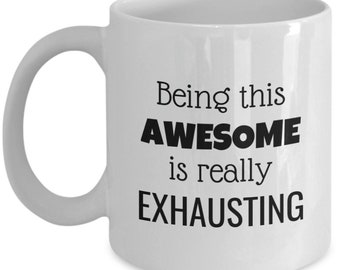 Awesome is Exhausting