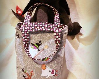 10x13 Reversible Trick or Treat Bag