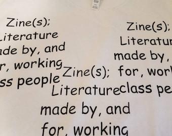 Zine defined