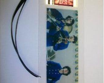 THE MONKEYS  Movie Memorabilia Film Cell Bookmark …