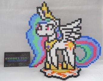 My Little Pony: FiM - Princess Celestia Bead Sprite