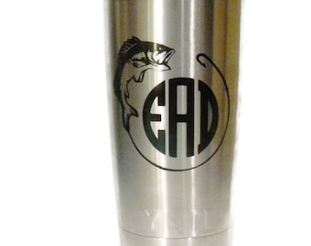 Yeti Decal For Men Etsy - Vinyl stickers for cups
