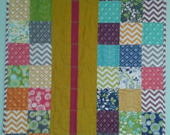 A layer cake or charm park-friendly quilt - Suburban Speedway,  PDF copy