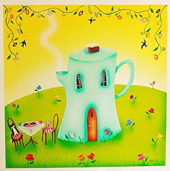 COFFEE HOUSE | Framed Art Print | Nature Print | Kitchen Wall Art ...