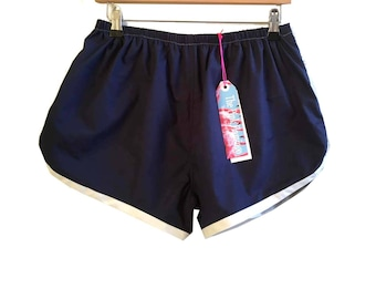 Coloured Lightweight Cotton Sports Shorts