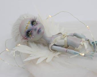 OOAK Monster High Doll Monster High repaint doll NO.2