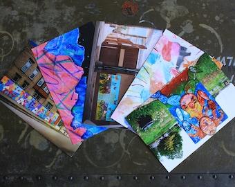 Postcard Power Pack
