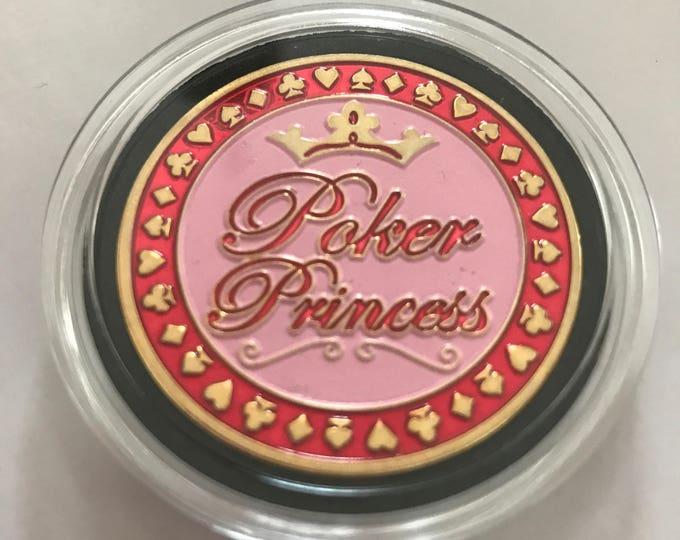 Card Guard Poker Princess