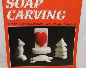 Soap Carving : For Children of All Ages by Howard K. Suzuki 1999 Paperback Book