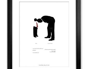 44. Jacob. Commemorative Obama Poster