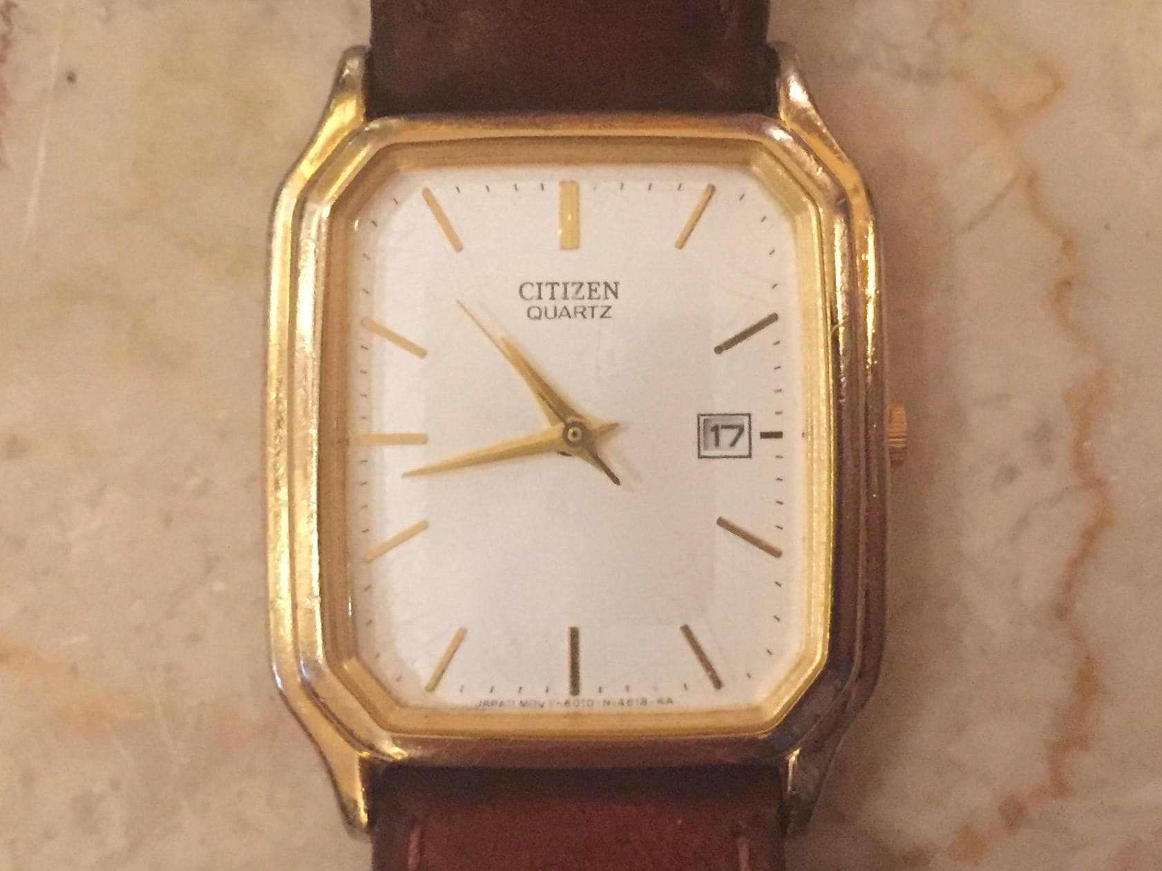 il classic cut quartz icw citizen corner rectangular zoom bezel watches gold fullxfull listing