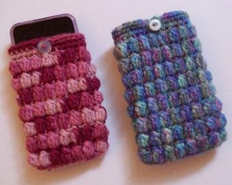 Crochet Smartphone Cozy