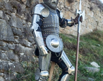 """Full Armor Costume """"Knight of Fortune""""; Body Armor; Armour"""