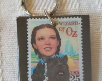 Dorothy on Wizard of Oz  Commemorative Stamp