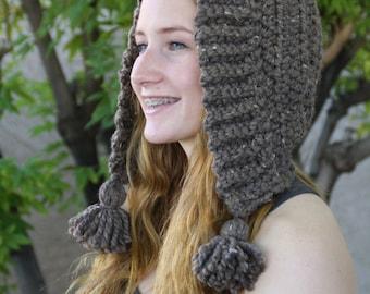 Rustic Pixie Hat