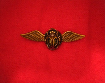 Steampunk Scarab Wings