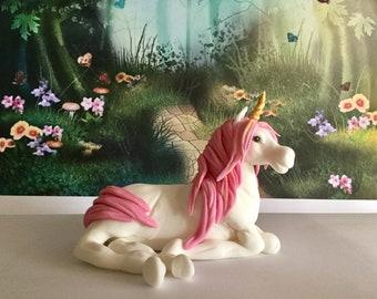 Ready to Ship Worldwide 3D Fantasy Unicorn Edible Cake Topper