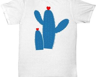 Cactus Hug T-Shirt - Fun Gift