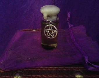 Amber Violet Ritual Mixed Oil