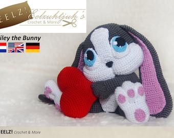 Bailey the Bunny - Crochet Pattern