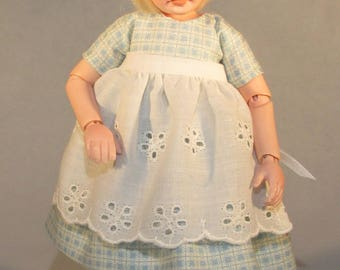 7 inch Doll, Kinder Kid Mothers Little Helper