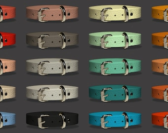 Dog Collar, Leather Dog Collar, Personalized Dog Collar, Dog Gift, Puppy Collar, Custom Collar