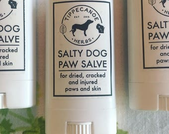 Super Healing Paw Salve - Salty Dog