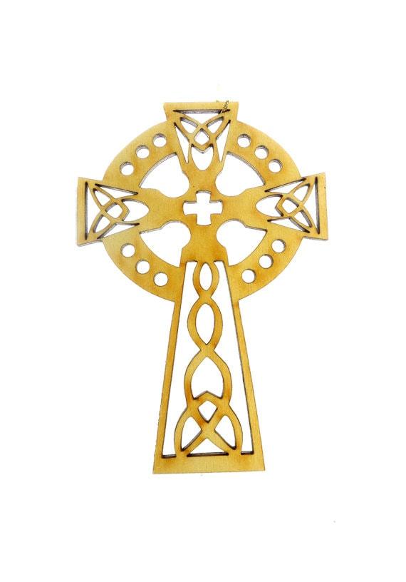 Celtic Cross Ornament Irish Cross Celtic Cross Designs
