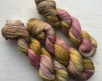 Thicket - Hand Dyed Yarn *DYED TO ORDER*