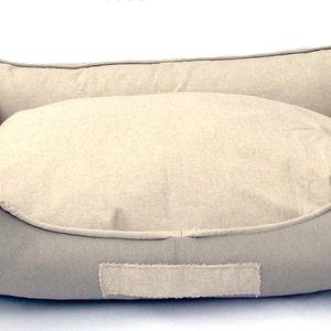 Dog Bed Kangoo/Canvas cotton
