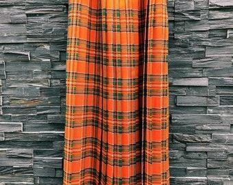 Vintage Scottish Kilt in Clan Laird Tartan