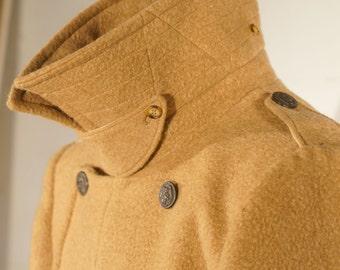 Custom Edwardian-Style Trenchcoats and Greatcoats