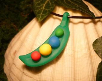 Magic Beans - Legend of Zelda: Ocarina of Time - handmade Pendant