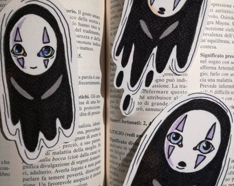Faceless bookmarks